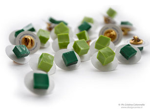 Pin mosaicfantasy -  vari toni di verde