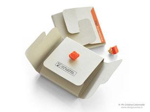 Spilla custom - Pin custom - Premio Innovazione - Regione FVG