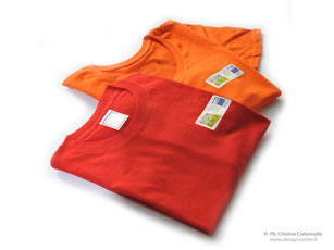 T-shirt  personalizzate a coloricon stampa a transfer digitale - logo 2B Parks