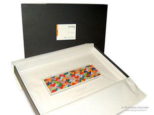 Quadro premio in mosaico contemporaneo -Regione FVG