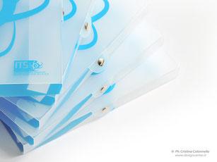 Visual communication - prodotti  supporto  convegno custom