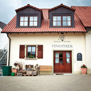 Vinothek Weinbau Böcher Abtswind