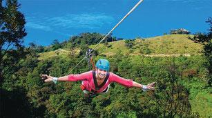 Ir a Monteverde desde La Fortuna - Tour de un día