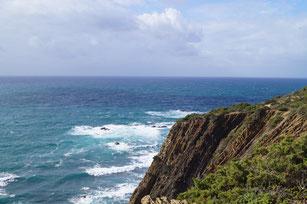 Rota Vicentina: Praia de Arrifana