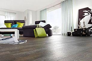 Sicherheitsbodenbelag und PVC-Boden für Wohnungen  in Hamburg, Niedersachsen und Schleswig-Holstein