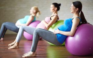 Fitnesskurse während der Schwangerschaft
