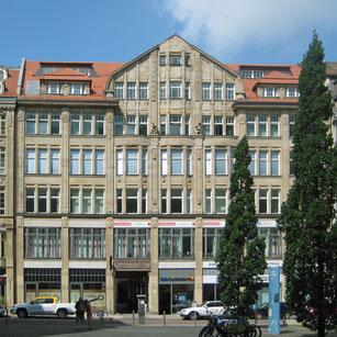 Kretschmann´s Hof in der Katharinenstraße 17