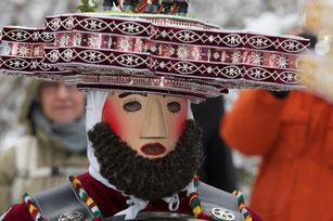 2013 - Silvesterchlausen in Urnäsch