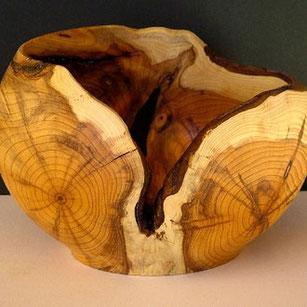 Holzschalen gedrechselt