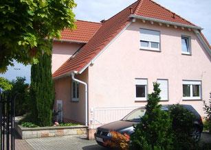 Ferienvermietung Becker Wachenheim
