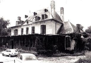 château de creuse somme avant restauration
