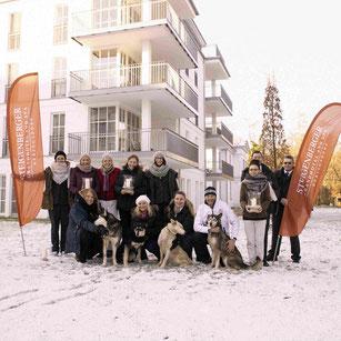 """Das Hotelteam freut sich auf das """"Baltic Lights"""""""