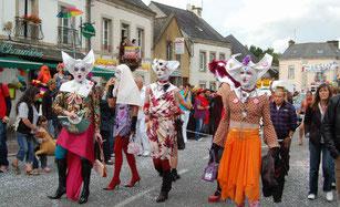 Les Soeurs de la Perpétuelle Indulgence, figures emblématiques de la Festy-Gay.