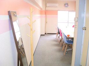 表参道青山で結婚式の親族の着替えや控え室として利用可能