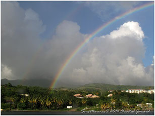 arc en ciel de Martinique