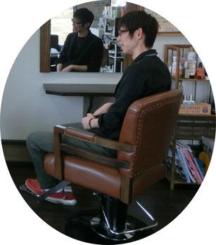 Hair`s Piece 渡部さん