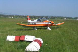 DR300 / Robin (Rundflug + Schlepp)