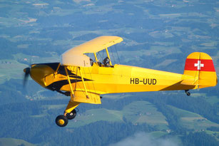 BC31 / Bücker 131 Jungmann (Rundflug + Akro)