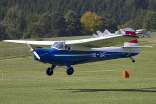 E114 / Praga Baby E114 (Rundflug)