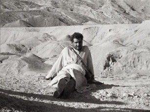 Harrison Ford en Túnez