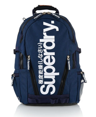 Superdry Marl Tarp Backpack