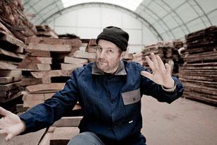 Ernst Schwarz > Holzhandel