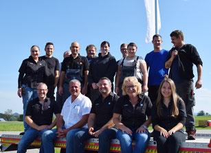 Team im Autohaus Feinaigle