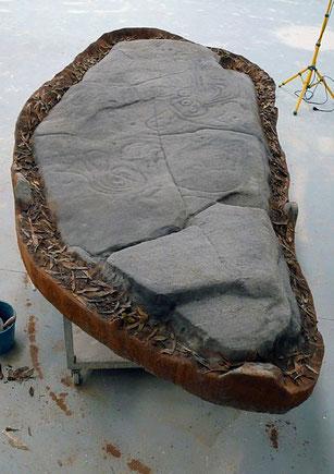 Réplica de Petroglifo