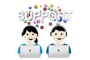 Kundenservice uns Support