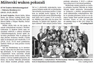 Serbske Nowiny | 10.12.2014