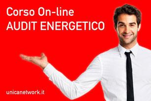 Corso On-line da 15 CFP per Architetti: Audit Energetico