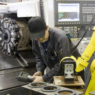 生産性 修理 ロボット NC  加工改善 MSTコーポレーション 採用