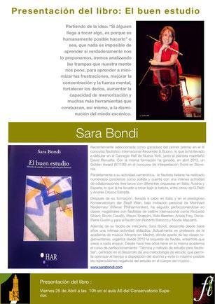 Presentazione libro en la convenzione flautistica AFE Siviglia 2014