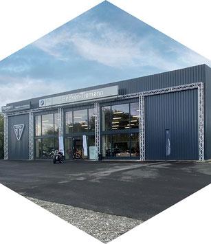 BMW Vertragshändler Becker-Tiemann Motorrad in Paderborn