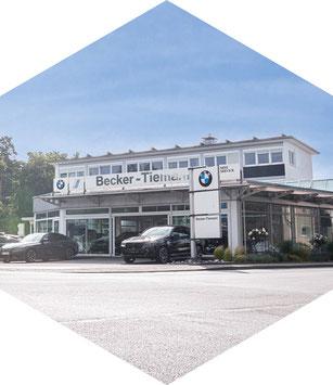 BMW Vertragshändler Becker-Tiemann Motorrad Leinetal in Einbeck