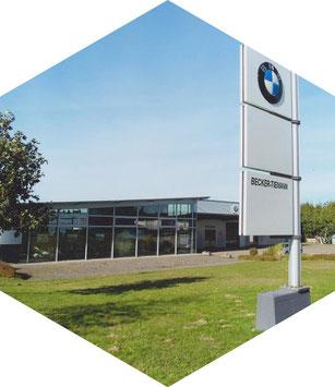 BMW Vertragshändler Becker-Tiemann Motorrad in Lage