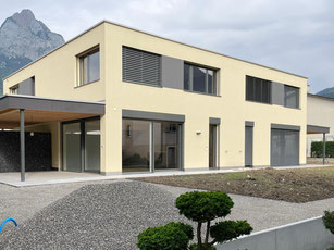 Neubau DEFH Nelkenweg | Ibach