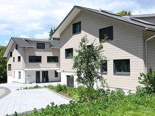 Neubau DEFH Schöneggweg | Goldau