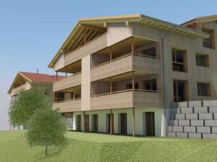 Wohnüberbauung Tschingel | Sigriswil