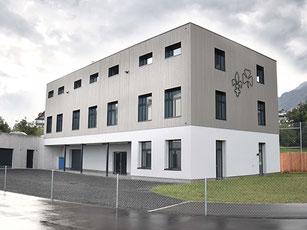 Neubau Pfadihus | Oberarth