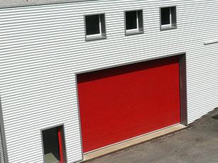Werkstattgebäude DFB | Realp