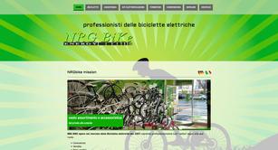 Negozio di biciclette e articoli di ciclismo NRG Bike