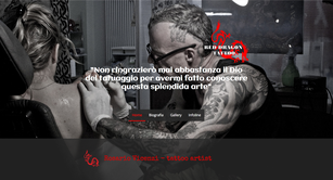 Suto web del tatuatore Red Dargon Tattoo