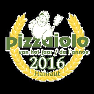 la bottega della pizza élue meilleure pizzeria de la région du Hainaut 2016 lors du grand concours des meilleurs pizzaiolo de Belgique organisé par Foodprint