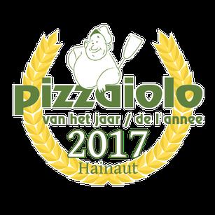 la bottega della pizza élue meilleure pizzeria de la région du Hainaut 2017 lors du grand concours des meilleurs pizzaiolo de Belgique organisé par Foodprint