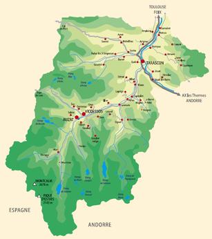 Vallée du Vicdessos