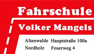 Logo der Fahrschule Volker Mangels