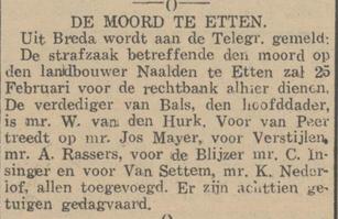 Bredasche courant 31-01-1924