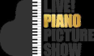 Logo LIVE! PIANO PICTURE SHOW