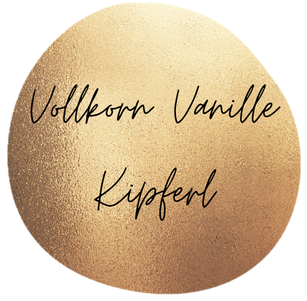 Vollkorn Vanille Kipferl
